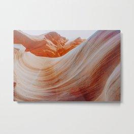 Antelope Canyon IX / Arizona Desert Metal Print