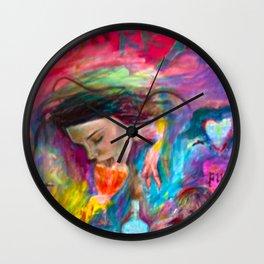 Sorry Wall Clock