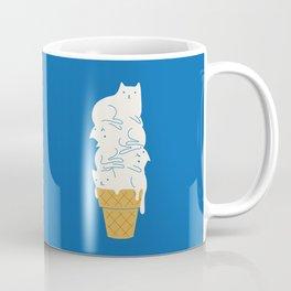 Cats Ice Cream Coffee Mug