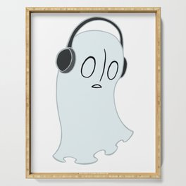Napstablook Serving Tray