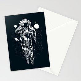 Crazy Astronaut Stationery Cards