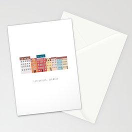 Nyhavn 2, Copenhagen, Denmark - South Stationery Cards
