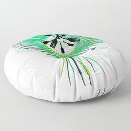 Passiportaflora Floor Pillow