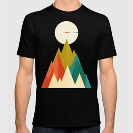 Life is a travel T-shirt