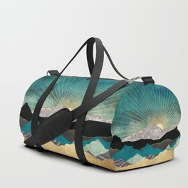 Peacock Vista Duffle Bag
