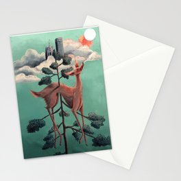 Entangled in Judgement Stationery Cards