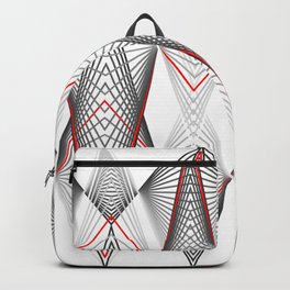 Hectic movement Backpack