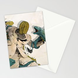 Murènes de Combat 2016 Stationery Cards