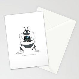 The Unemployed - Yoko Stationery Cards