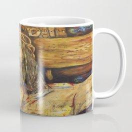The Crucifixion Coffee Mug