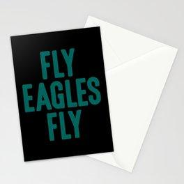 Fly Eagles Fly Philadelphia Football Stationery Cards