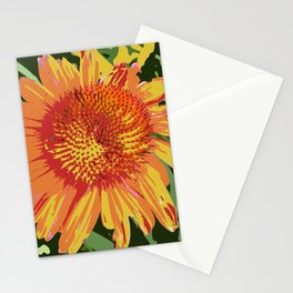 Seed Packet of a flower that doesn't exist IRL Stationery Cards