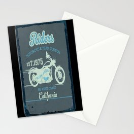 MotoBiKe RiDe 8 Stationery Cards