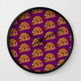 Baby Taco Wall Clock