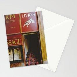 The Paris we love - Little old book shop with belle-époque soul - Fine Art Travel Photography Stationery Cards