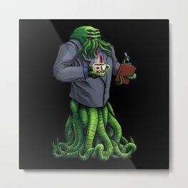 boss-monster tshirt Metal Print