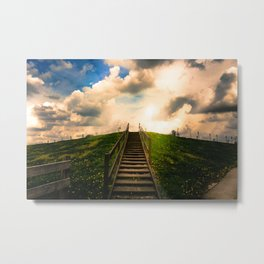 2 | Stairway to Somewhere Metal Print