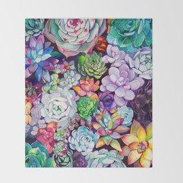 Succulent Garden Decke