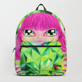 Heart Chakra Girl Backpack
