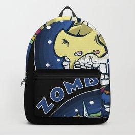 Zombie Unicorn Backpack