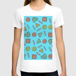 Jumble Pattern Total T-shirt