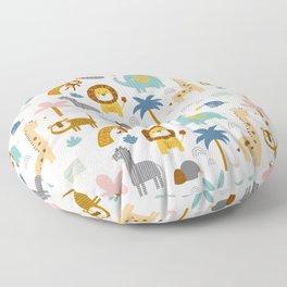 Amazing In the Woods Design Floor Pillow