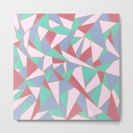 jittery kaleidoscope Metal Print