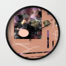 NameIsNotYou Wall Clock