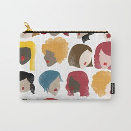 Harry the Hairdresser Carry-All Pouch