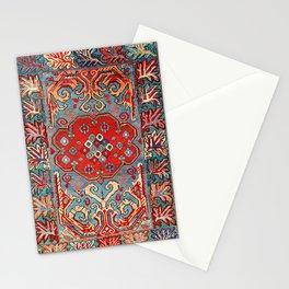 Zeikhur Kuba East Caucasus Rug Print Stationery Cards