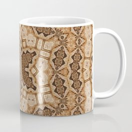 Earth mandala Coffee Mug
