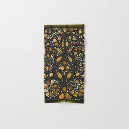 Louis Comfort Tiffany - Decorative stained glass 12. Hand & Bath Towel