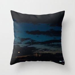 night #2 Throw Pillow
