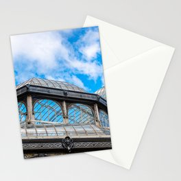 Crystal Palace in Retiro Park, Madrid Stationery Cards