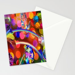 Light & Color Therapy Stationery Cards