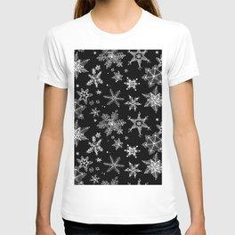 Snow Flakes 07 T-shirt