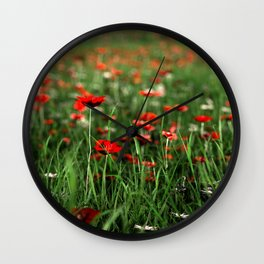 Remembrance (Remembrance Day) Wall Clock