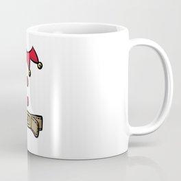 SANTA ELF COSTUME Coffee Mug