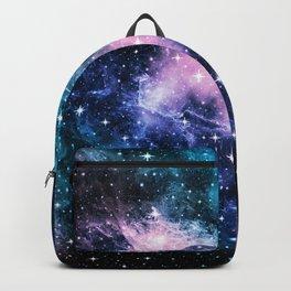 Unicorn Galaxy Nebula Dream #1 #decor #art #society6 Backpack