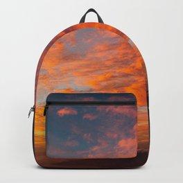 Colorful Maui Sunset Backpack
