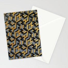 PENROSE GARDEN 4 Stationery Cards