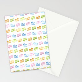 melody,note and music 5 Stationery Cards