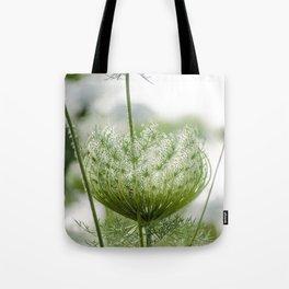 Wild Carrots Tote Bag