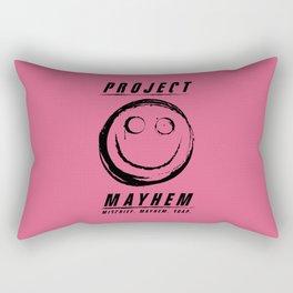Project Mayhem Rectangular Pillow