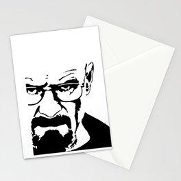 Heisenberg Breakingbad Walterwhite Stationery Cards
