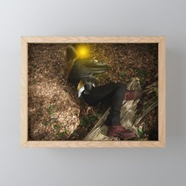 Forest Fairies Framed Mini Art Print