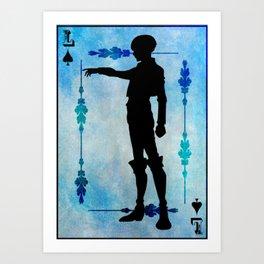Captain Levi Card Kunstdrucke