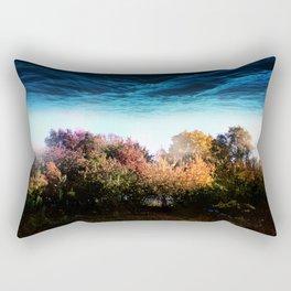 Michigan Above Rectangular Pillow