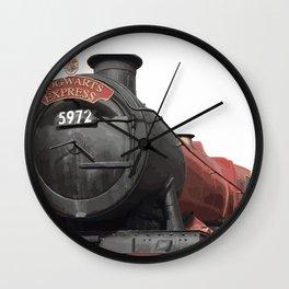 Hogwarts Express Wall Clock
