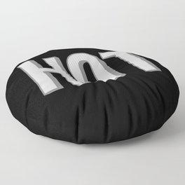 Hot II Floor Pillow